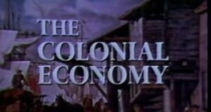COLONIAL ECONOMY AND SOCIAL SERVICES