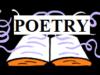 Appreciation Of Poetry