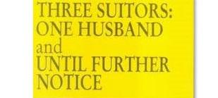 THREE SUITORS ONE HUSBAND