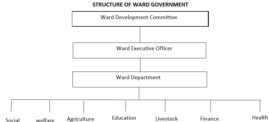 Ward Government