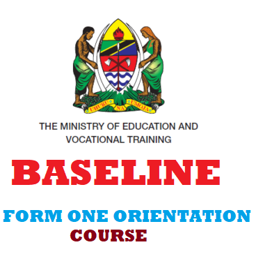 MY LIKES AND DISLIKES FORM ONE ORIENTATION COURSE
