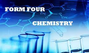 TOPIC 5: QUALITATIVE ANALYSIS | CHEMISTRY FORM 4