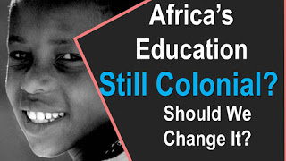 PROVISION OF EDUCATION IN AFRICA AFTER INDEPENDENCE