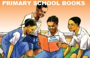 Primary School Books | Vitabu Shule Ya Msingi