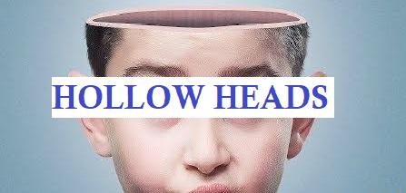 HOLLOW HEADS BY JWANI MWAIKUSA