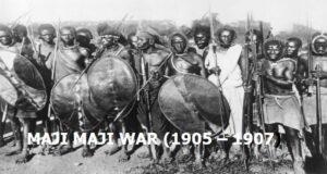 MAJI MAJI WAR