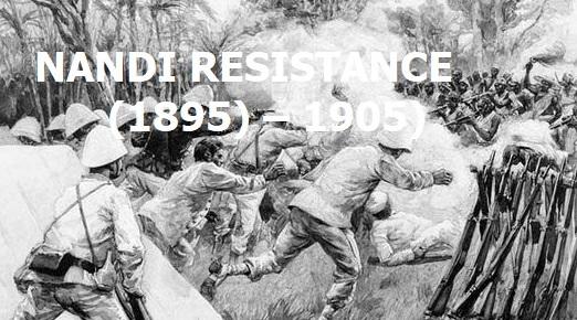 NANDI RESISTANCE
