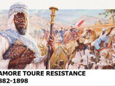 SAMORE TOURE RESISTANCE