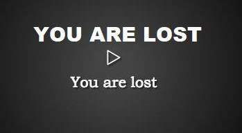 YOU ARE LOST BY ISAAC MRUMA