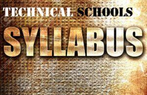 Technical Secondary School Education