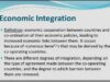 Topic 17: Economic Integration And Cooperation ~ Economics Form 6