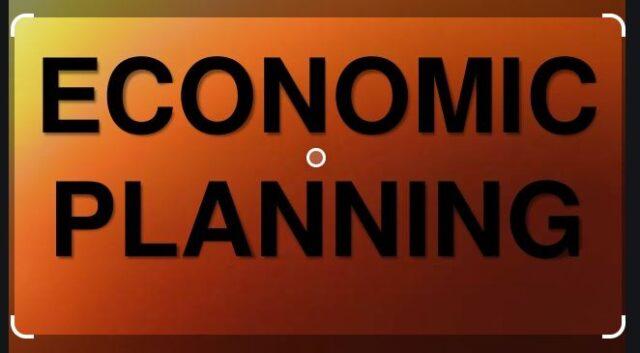 TOPIC 18: ECONOMIC PLANNING ~ ECONOMICS FORM 6