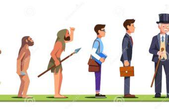 Evolution Of Man Te