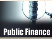 TOPIC 13: PUBLIC FINANCE ~ ECONOMICS FORM 6