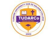Nafasi10 za Kazi At TUDARCO ~ Job Opportunities At TUDARco – Academic Staff – Teaching Positions