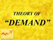 TOPIC 3: THEORY OF DEMAND AND SUPPLY ~ ECONOMICS FORM 5