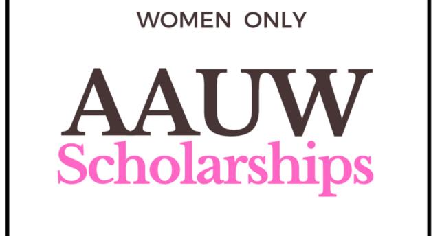 AAUW International Fellowships in USA for Women