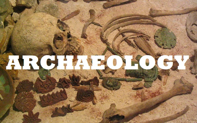 With examples, describe the main themes of post-processual Archaeology