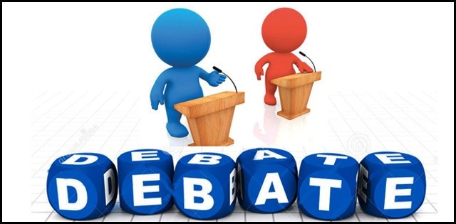Debate, Dialogue, Discussion And Interviews