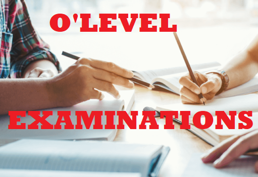 EXAMINATIONS FULL PACKAGES BY SUBJECTS OLEVEL