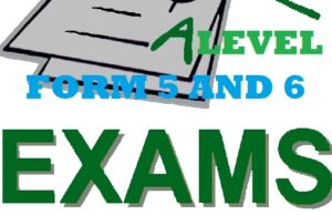 EXAMINATIONS FULL PACKAGES BY SUBJECTS FORM 5 AND 6