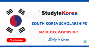 Scholarships in South Korea Without IELTS