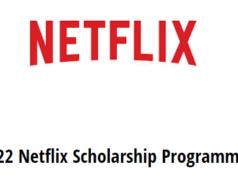 Netflix Scholarship South Africa 2021 – 2022
