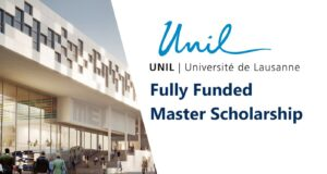 Lausanne Masters Grants for Foreign Students