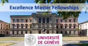 Geneva Excellence Masters Fellowships
