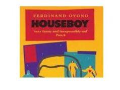 HOUSE BOY BY FERDINAND OYONO